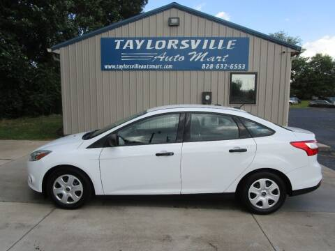 2013 Ford Focus for sale at Taylorsville Auto Mart in Taylorsville NC