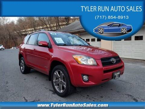 2010 Toyota RAV4 for sale at Tyler Run Auto Sales in York PA