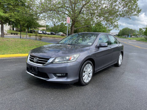 2014 Honda Accord for sale at Dreams Auto Group LLC in Sterling VA