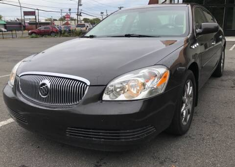 2008 Buick Lucerne for sale at MAGIC AUTO SALES in Little Ferry NJ