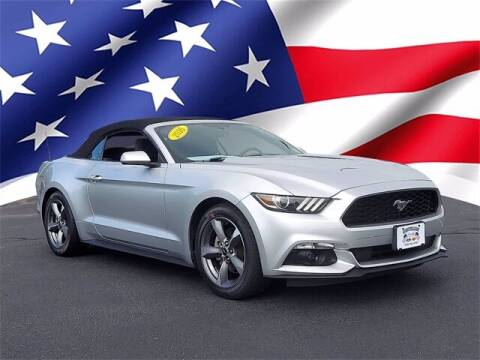 2016 Ford Mustang for sale at Gentilini Motors in Woodbine NJ