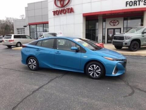 2017 Toyota Prius Prime for sale at Auto Smart of Pekin in Pekin IL