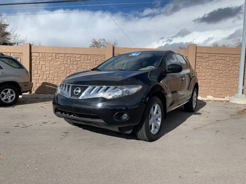 2009 Nissan Murano for sale at Berge Auto in Orem UT