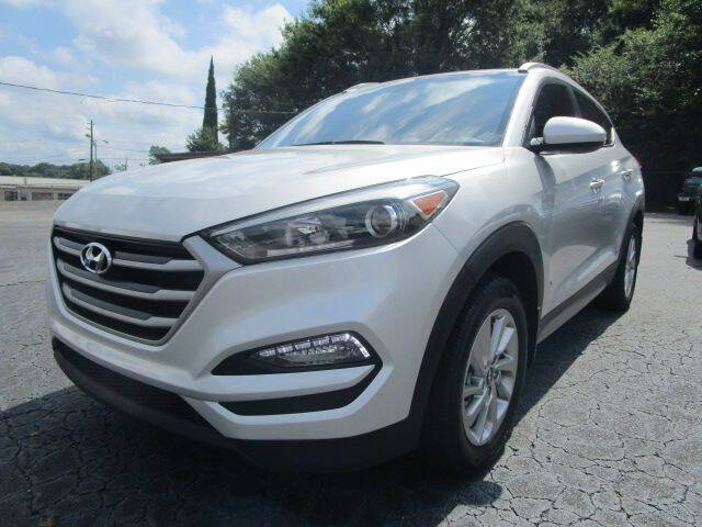2017 Hyundai Tucson for sale at Lewis Page Auto Brokers in Gainesville GA