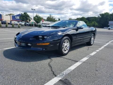1995 Chevrolet Camaro for sale at B&B Auto LLC in Union NJ