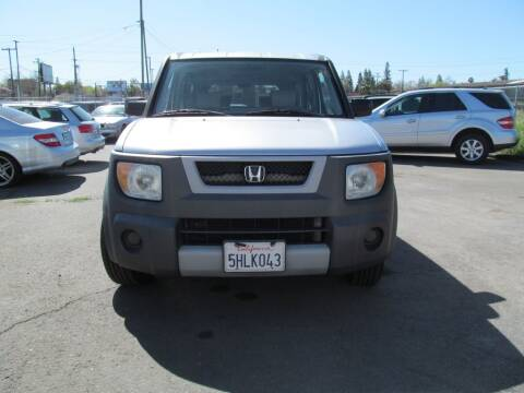 2004 Honda Element for sale at Dealer Finance Auto Center LLC in Sacramento CA