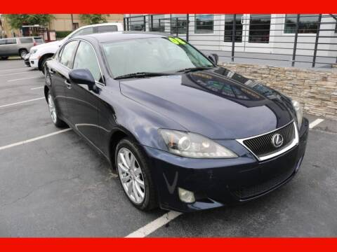 2008 Lexus IS 250 for sale at AUTO POINT USED CARS in Rosedale MD