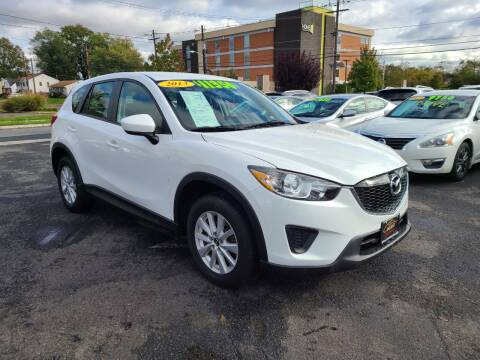 2013 Mazda CX-5 for sale at Costas Auto Gallery in Rahway NJ