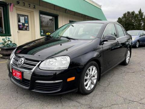 2010 Volkswagen Jetta for sale at 1st Choice Auto Sales in Fairfax VA