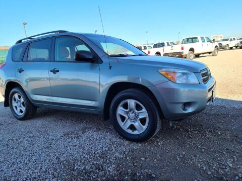 2008 Toyota RAV4 for sale at BERKENKOTTER MOTORS in Brighton CO