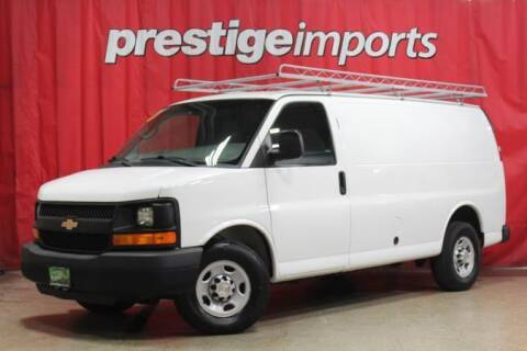 2013 Chevrolet Express Cargo for sale at Prestige Imports in St Charles IL
