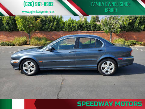 2002 Jaguar X-Type for sale at Speedway Motors in Glendora CA