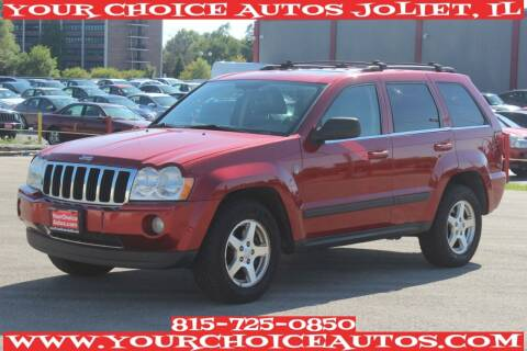 2005 Jeep Grand Cherokee for sale at Your Choice Autos - Joliet in Joliet IL
