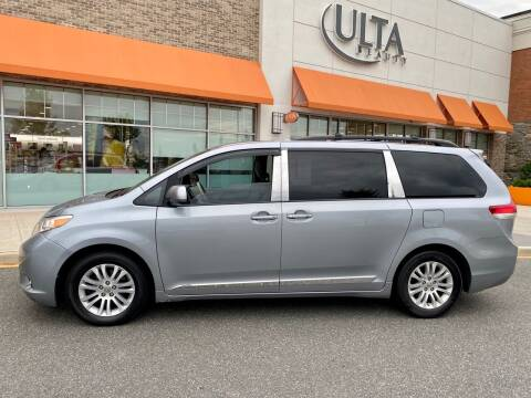 2013 Toyota Sienna for sale at Bluesky Auto in Bound Brook NJ