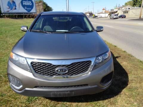 2013 Kia Sorento for sale at Ideal Cars in Hamilton OH