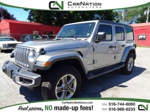 2019 Jeep Wrangler Unlimited for sale at CarNation AUTOBUYERS, Inc. in Rockville Centre NY