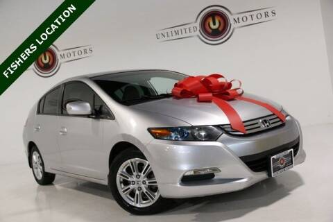 2011 Honda Insight for sale at Unlimited Motors in Fishers IN