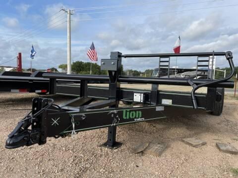 "2021 LION - Hauler 83""x22' - H. DUT for sale at LJD Sales in Lampasas TX"