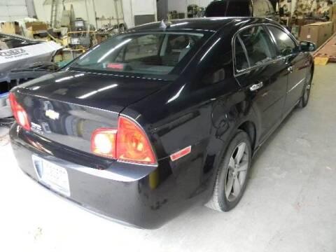 2012 Chevrolet Malibu for sale at Northwest Auto Sales in Farmington MN