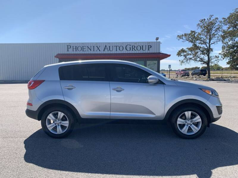 2013 Kia Sportage for sale at PHOENIX AUTO GROUP in Belton TX