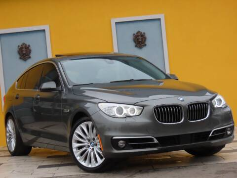 2017 BMW 5 Series for sale at Paradise Motor Sports LLC in Lexington KY