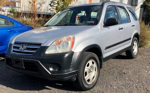 2006 Honda CR-V for sale at Mayer Motors of Pennsburg in Pennsburg PA