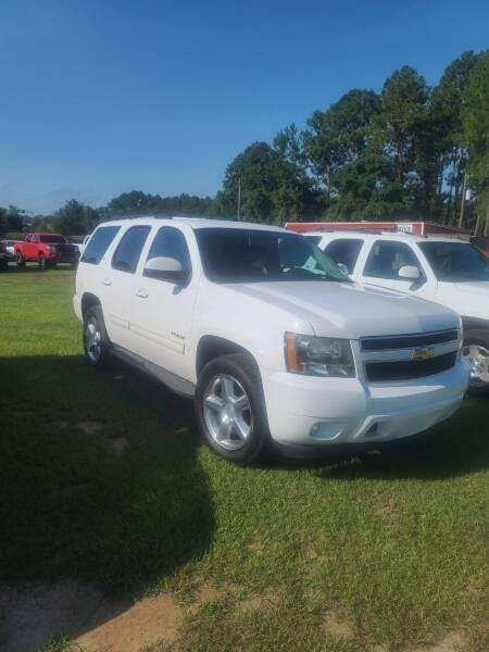 2010 Chevrolet Tahoe for sale at Lakeview Auto Sales LLC in Sycamore GA