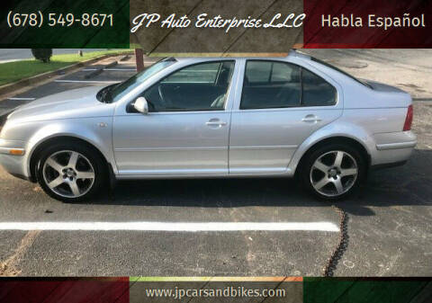 2003 Volkswagen Jetta for sale at JP Auto Enterprise LLC in Duluth GA