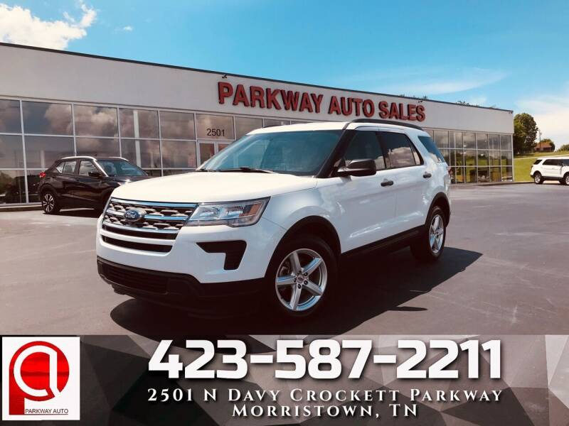 2018 Ford Explorer for sale at Parkway Auto Sales, Inc. in Morristown TN