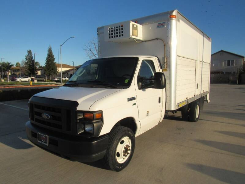 2012 Ford E-Series Chassis for sale at Repeat Auto Sales Inc. in Manteca CA