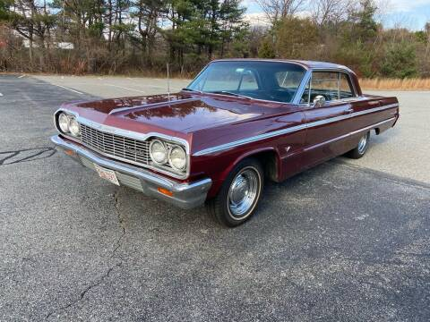 1964 Chevrolet Impala for sale at Clair Classics in Westford MA