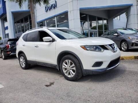 2015 Nissan Rogue for sale at DORAL HYUNDAI in Doral FL