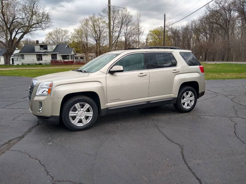 2015 GMC Terrain for sale at Depue Auto Sales Inc in Paw Paw MI