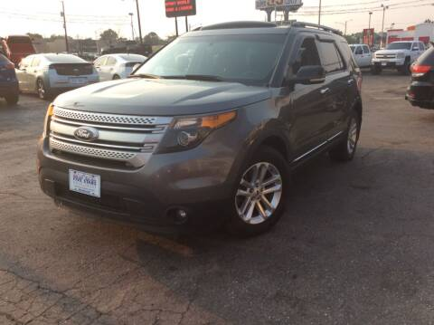 2014 Ford Explorer for sale at Five Stars Auto Sales in Denver CO