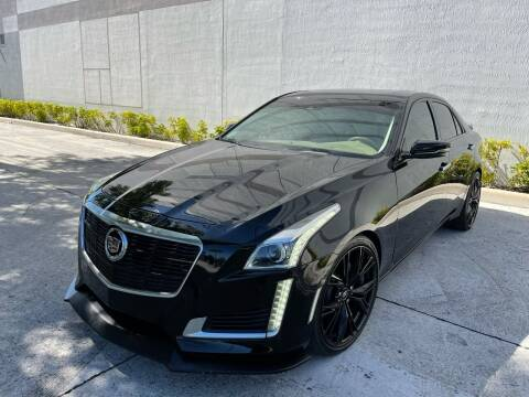 2014 Cadillac CTS for sale at Auto Beast in Fort Lauderdale FL