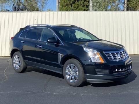 2016 Cadillac SRX for sale at Miller Auto Sales in Saint Louis MI
