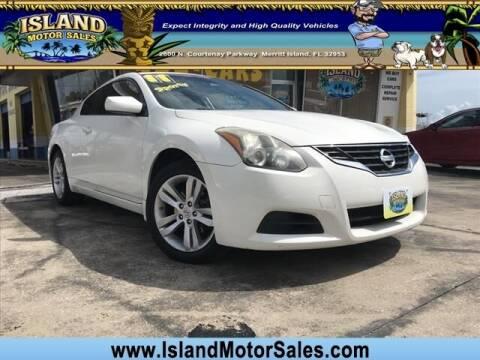 2011 Nissan Altima for sale at Island Motor Sales Inc. in Merritt Island FL