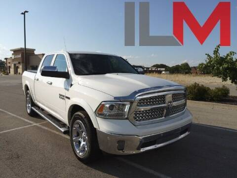 2017 RAM Ram Pickup 1500 for sale at INDY LUXURY MOTORSPORTS in Fishers IN