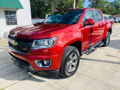 2016 Chevrolet Colorado for sale at Southeast Auto Inc in Albany LA