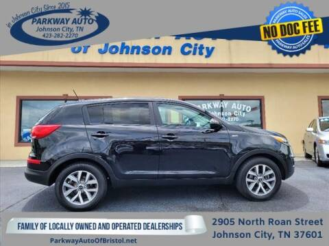 2016 Kia Sportage for sale at PARKWAY AUTO SALES OF BRISTOL - PARKWAY AUTO JOHNSON CITY in Johnson City TN