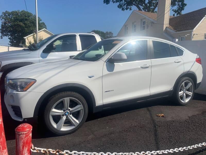 2015 BMW X4 for sale at Park Avenue Auto Lot Inc in Linden NJ
