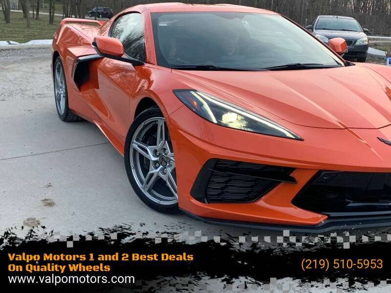 2020 Chevrolet Corvette for sale at Valpo Motors 1 and 2  Best Deals On Quality Wheels in Valparaiso IN