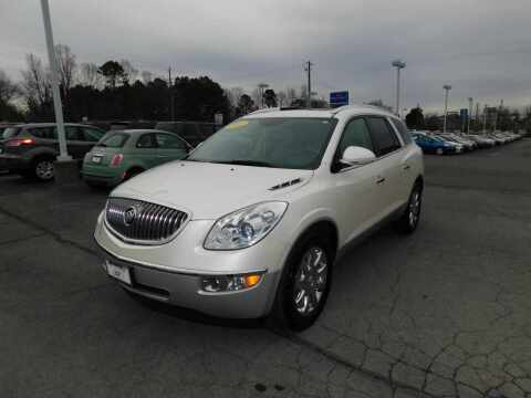 2012 Buick Enclave for sale at Paniagua Auto Mall in Dalton GA