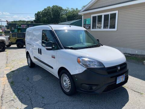 2017 RAM ProMaster City Cargo for sale at Home Towne Auto Sales in North Smithfield RI