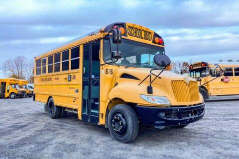 2011 IC Bus BE Series