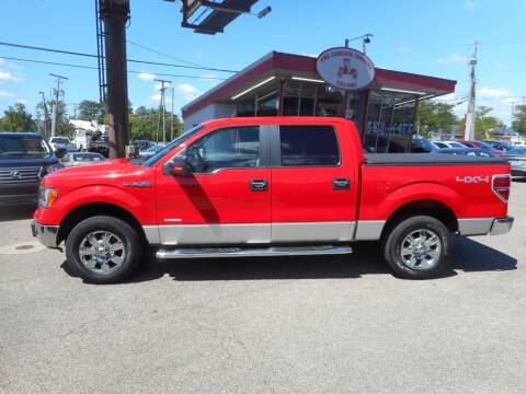 2012 Ford F-150 for sale at The Carriage Company in Lancaster OH