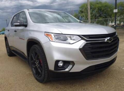2019 Chevrolet Traverse for sale at Torgerson Auto Center in Bismarck ND