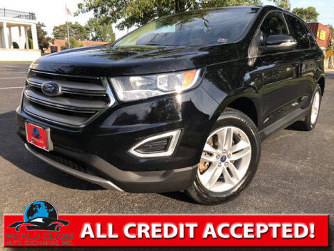 2017 Ford Edge for sale at World Class Auto Exchange in Lansdowne PA