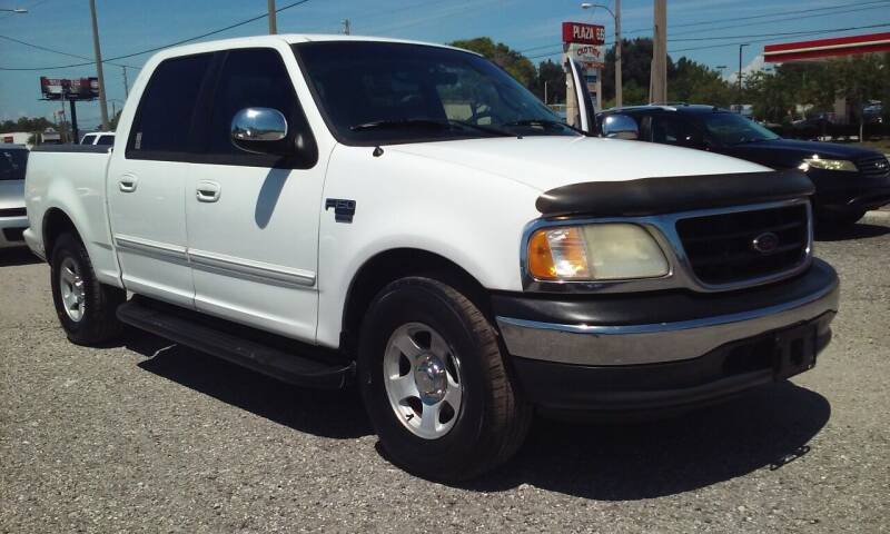 2001 Ford F-150 for sale at Pinellas Auto Brokers in Saint Petersburg FL