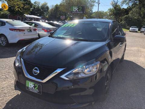 2016 Nissan Sentra for sale at BK2 Auto Sales in Beloit WI